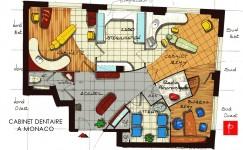 am nagement feng shui professionnel clinique dentaire monaco claude brice. Black Bedroom Furniture Sets. Home Design Ideas