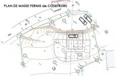 Plan Feng Shui d'une maison dans le parc des volcans d'Auvergne