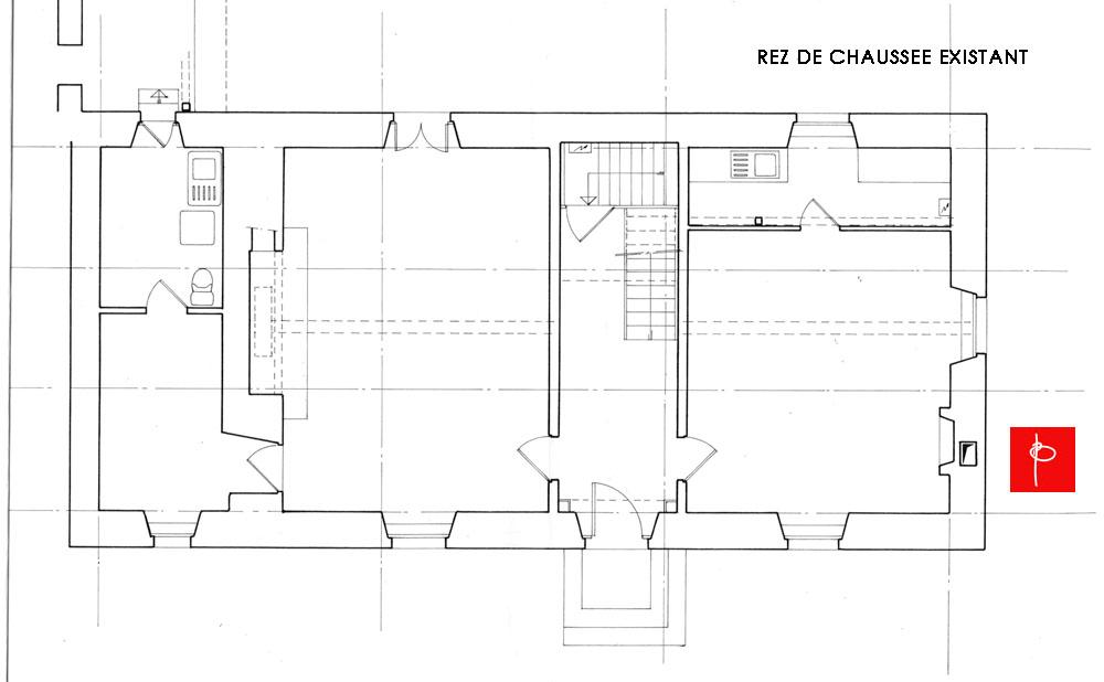cool plan feng shui duun ramnagement de maison with plan feng shui maison. Black Bedroom Furniture Sets. Home Design Ideas