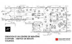 Plan Feng Shui Valence