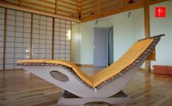 Meuble Feng Shui d'une maison dans le parc des volcans d'Auvergne