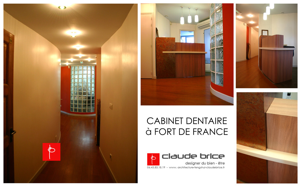 Am nagement feng shui professionnel cabinet dentaire fort de france claude brice - Cabinet dentaire mutualiste clermont ferrand ...