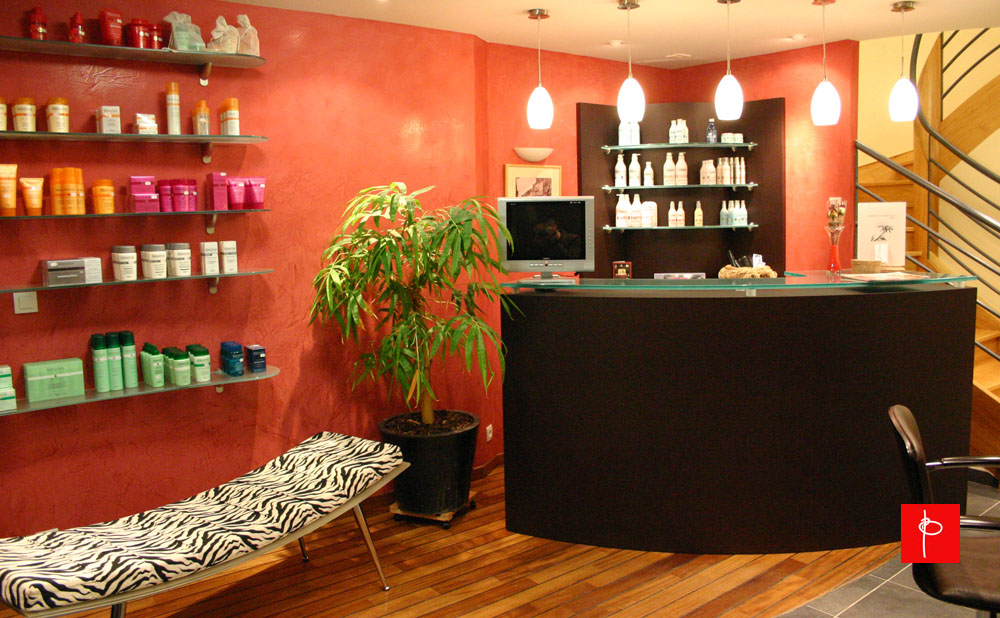 Am nagement feng shui professionnel salon de coiffure for Salon feng shui