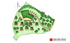 Designer Feng Shui Eco Lodge