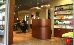 Aménagement Feng Shui d'un salon de coiffure centre Jaude à Clermont Ferrand