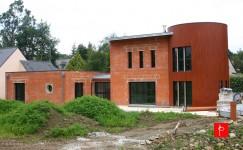 Architecture Feng Shui d'une maison dans le Morbihan