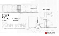 Architecture Feng Shui d'une usine en Suisse