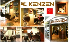 Arcchitecture Feng Shui d'un salon de coiffure centre Jaude à Clermont Ferrand