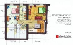 Design Feng Shui d'une maison à Gex