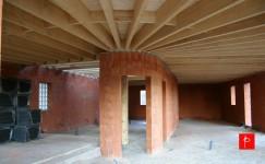Intérieur Feng Shui d'une maison dans le parc des volcans d'Auvergne