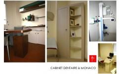 Mobilier Feng Shui d'un cabinet dentaire à Monaco
