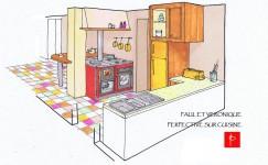 Architecture Feng Shui d'une maison à Gex