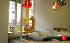 Espace Feng Shui d'un cabinet dentaire à Monaco
