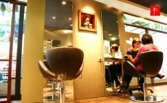 Espace Feng Shui d'un salon de coiffure centre Jaude à Clermont Ferrand