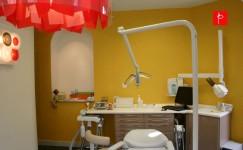 Meuble Feng Shui d'un cabinet dentaire à Monaco