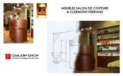 Designer Feng Shui cabinet