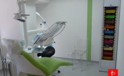 Architecture intérieur Feng Shui d'un cabinet dentaire à Nice