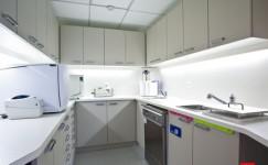Espace Feng Shui d'un cabinet dentaire à Nice