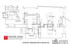 Aménagement Feng Shui Agence Immobilière Monaco